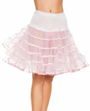 Leg Avenue Knee length Petticoat Light Pink one size