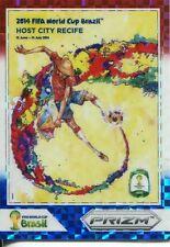 Panini Prizm World Cup 2014 Posters Plaid Prizm #9 Recife