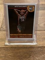 2013-14 NBA Hoops Giannis Antetokounmpo Rookie RC #275 🔥🔥 PSA? Invest Now!
