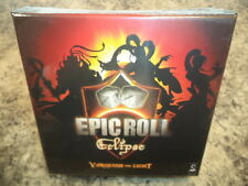 Epic Roll & Epic Roll Eclipse - Summon Entertainment Games Board Games Both New!