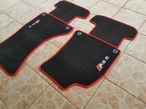 Floor mats audi  RS5 2010-2015