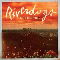 RIVERDOGS CALIFORNIA CD ALBUM (New Release 2017)