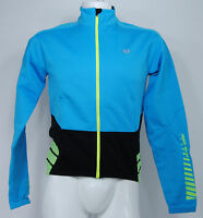 PEARL IZUMI MEN'S Elite Thermal Cycling Jersey, Electric Blue, Size Medium
