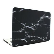 Apple Macbook Pro 15 Black Marble Protective Ultra Slim Case
