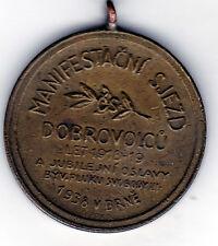 medaglia credo ungherese 1938 per fatti del 1920