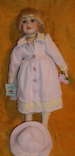 Limited Edition Porcelain Doll Collection Kathy