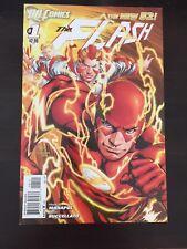 The Flash #1 2011 DC Ivan Reis Tim Townsend Variant Cover NM 9.4 Unread