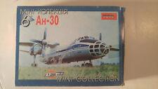"USSR Antonov An-30 ""Clank"", 1/288 Model Airplane Kit"