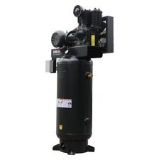 5hp 230v Vertical Tank Air Compressor 60 Gallon 14cfm175psi 2 Stage Industries