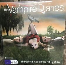 The Vampire Diaries Board Game By Pressman Brand New Sealed