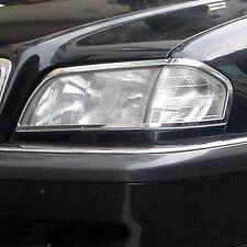 Mercedes Benz 1994-2000 W202 C-Class Chrome Headlights Exteriror Add On Trim