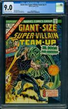 Giant-Size Super-Villain Team-Up #1 CGC 9.0 OW/WH