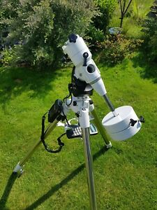 Skywatcher EQ5 Pro Equatorial Mount With Synscan GoTo.