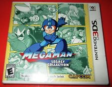 Mega Man Legacy Collection  3DS  Factory Sealed! Free Shipping!