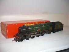 Triang Railways 4-6-2 Steam Loco Princess Elizabeth BR Green 00 Gauge