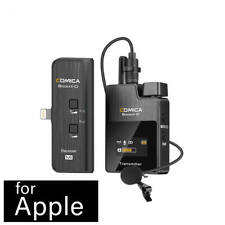 Wireless Microphone Transmitter with MI Apple Lightning Receiver Audio Recording