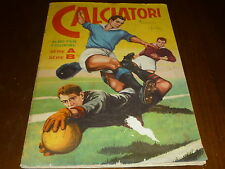 ALBUM CALCIATORI LAMPO 1959/1960 VUOTO - OTTIMO !!