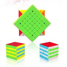 QiYi QiXing S 7x7x7 Speed Magic Cube Twisty Puzzle for Intelligence Toys White
