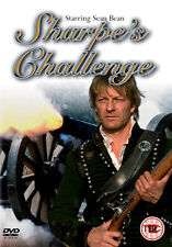 SHARPES CHALLENGE - DVD - REGION 2 UK