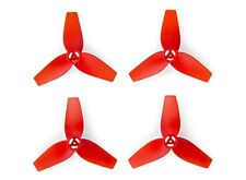 Cheerson CX-95S - 3-Blade 40mm Propellers Red (2xCW, 2xCCW)
