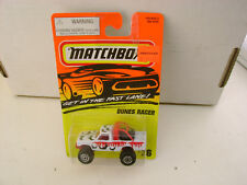 1996 MATCHBOX SUPERFAST #76 4X4 DUNES RACER PICKUP TRUCK NEW ON CARD