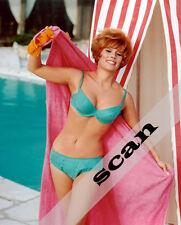 Jill St. John in Sexy swim suit James Bond Girl 8X10 Color Photo #1131