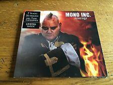 MONO INC. Revenge  - CD Digipak