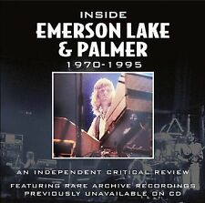 Inside Emerson Lake and Palmer 1970-1995