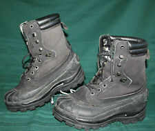 Men's Black Thom McAn Winter Boots Thinsulate  (8)