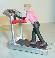 Treadmill Miniature 1/24 Scale G Scale Diorama Accessory Item