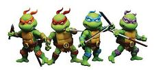 Teenage Mutant Ninja Turtles 3 Inch Hero Cross Die-Cast Figures | Set of 4