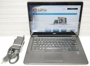 Dell E7450 Intel Core i7 2.60Ghz 8gb 256GB SSD Windows 10 Pro camera Touchscreen
