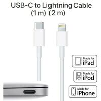 1M 2M USB-C 3.1 Type C Male to Lightning data Charge Cable For iPhone MacBook