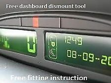 10x Dashboard Speedo Bulbs fit Citroen C5 Xsara Picasso +free fitting video