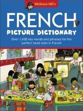 McGraw-Hill's French Picture Dictionary by McGraw-Hill