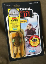 Vintage Kenner Star Wars Return Of The Jedi Weequay Action figure Factory Sealed
