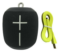 Ultimate Ears UE Wonderboom Altavoz Bluetooth Inalámbrico Impermeable Negro Fantasma