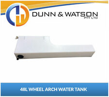 Wheel Arch Water Tank 48L - Ute, Styleside, Tray, Wheelarch, 4x4, 4wd