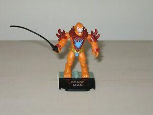 Masters of the Universe Mega Construx BEAST MAN Minifigure Series 2 Motu Loose