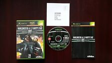 Soldier of Fortune II Double Helix (Microsoft Xbox) European Version Pal