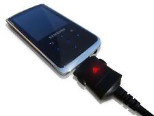 SAMSUNG YEPP YP-T10/YP-U10 MP3/MP4 PLAYER USB Cavo Caricabatteria Cavo/