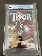 Thor #615 (2010) Pasquel Ferry Cover Marvel CGC 9.8 Cameo Kid Loki Hot 🔑