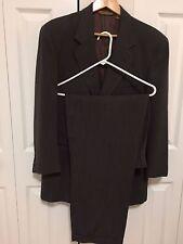 Men's Suit Made in Italy 100% Wool Regular
