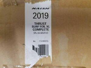 Naish 2019 Foil Surf Thrust XL C-Quick Release SET
