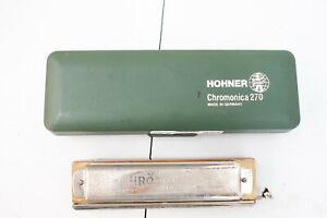 HOHNER Super Chromonica 270 C