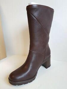 Ugg Boots Jessia, Stout Brown Knee High, Size UK-7, BNIB, RRP - £220