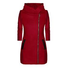 Women's Coats Ladies Jackets Autumn Coats Zipper Casual Fashion Winter