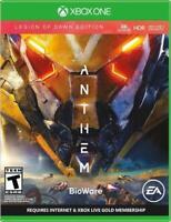 Anthem Legion of Dawn Edition  (Microsoft Xbox One) BRAND NEW / Region Free