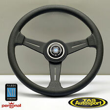 Nardi Steering Wheel ND CLASSIC Leather 340mm Drift Race Rally 6062.34.2092