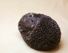 Hedgehog - Zippo - Small -  Frith Bronze - Thomas Meadows